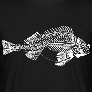 Beautiful perch - Men's T-Shirt
