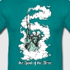 the Land of the Free - Männer T-Shirt
