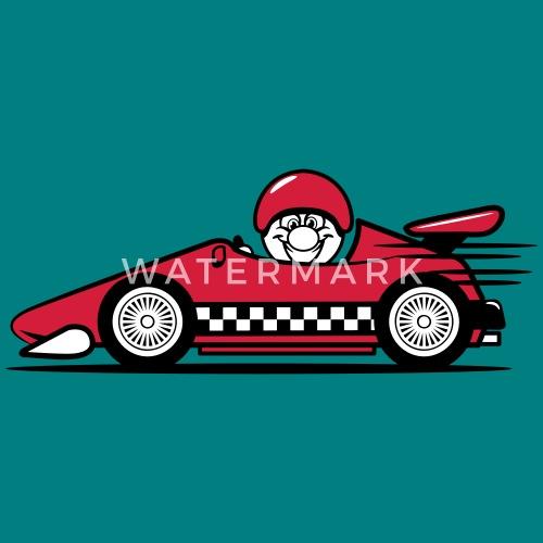 Voiture de course dr le humoristique t shirt homme - Image voiture drole ...