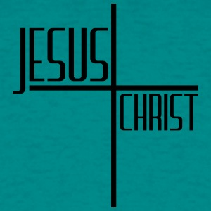 Christ cross logo design cool text jesus christ