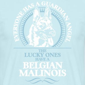 GUARDIAN ANGEL BELGIAN MALINOIS - Men's T-Shirt