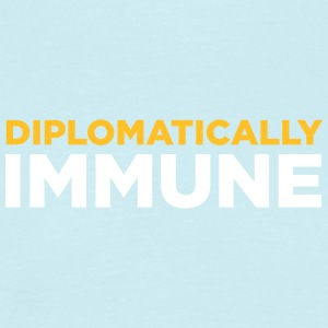 Diplomatically Immune! - Men's T-Shirt