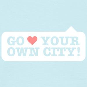 Love Your Own City! - Men's T-Shirt