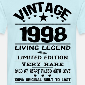 VINTAGE 1998-LIVING LEGEND