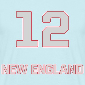 New_England - Herre-T-shirt