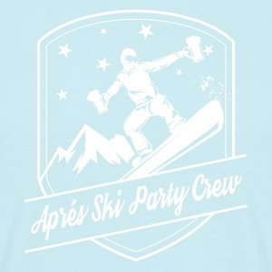 After Ski Party Crew - T-shirt herr