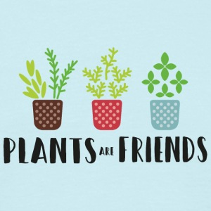 PLANTS in color - Men's T-Shirt