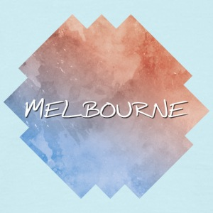 Melbourne - T-skjorte for menn