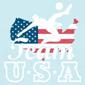 Team USA Soccer - Men's T-Shirt
