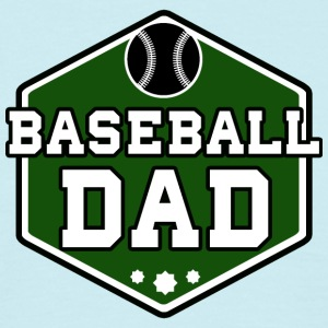 Baseball Dad - Men's T-Shirt
