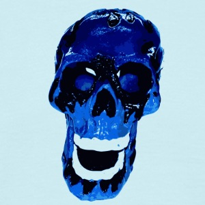 Blue Death - Mannen T-shirt