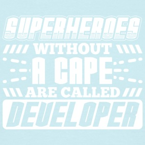 SUPERHEROES DEVELOPER - Men's T-Shirt