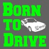 Manta Born to drive - Männer T-Shirt