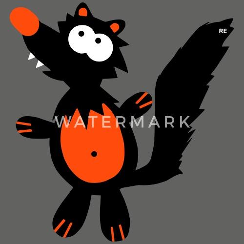 wolf w lfe werwolf kost m halloween hund comic fun von monsterwonster spreadshirt. Black Bedroom Furniture Sets. Home Design Ideas