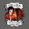 PTSD is real not all scars can be seen - Men's T-Shirt