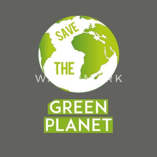 Green Planet Save The Green Planet Men S T Shirt Spreadshirt