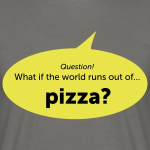 pizza - T-shirt Homme
