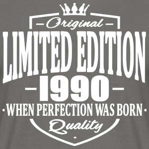 Limited edition 1990 - T-shirt Homme
