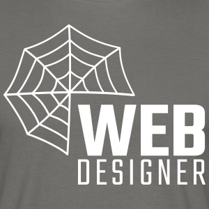 Web designer - Men's T-Shirt