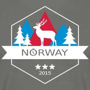 Norway - Men's T-Shirt