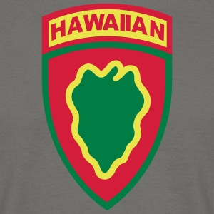 Hawaiian_division - Men's T-Shirt