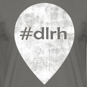 Location #dlrh Jodel - Männer T-Shirt