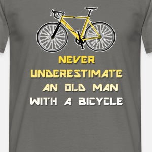 Cycling - Never underestimate an old man with a