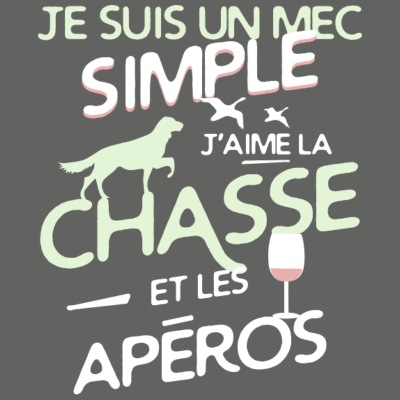 Chasseur - un mec simple