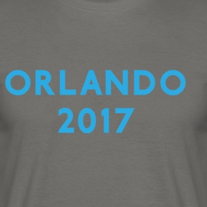 ORLANDO 2017 VACATION TEE - Men's T-Shirt