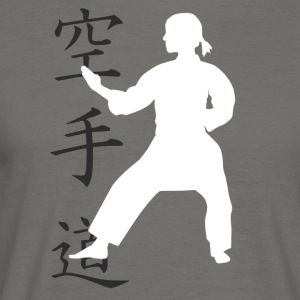 Karate Japanese - Mannen T-shirt