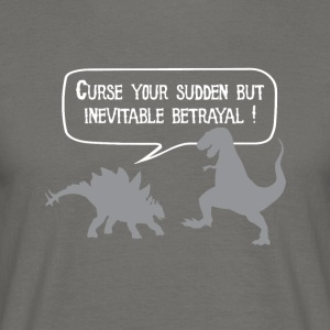 Curse your betrayal! - Men's T-Shirt