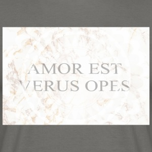 Amor - T-skjorte for menn
