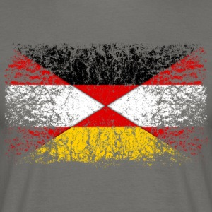 Germany Austria 001 - Men's T-Shirt