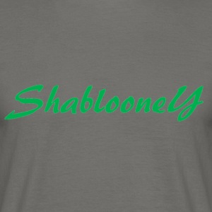 Shablooney Collection Uno - T-shirt herr