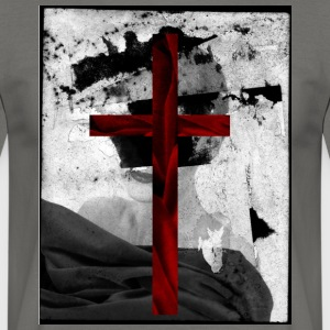 VELVET CROSS - Herre-T-shirt