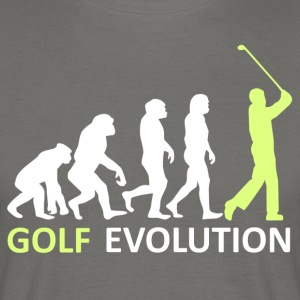 ++ ++ Golf Evolution - Mannen T-shirt