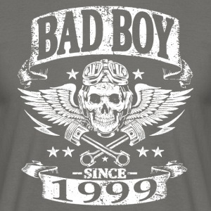 Bad boy since 1999 - T-shirt Homme