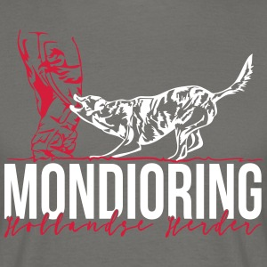 Dutch Shepherd Mondioring - T-shirt herr