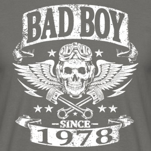 Bad boy since 1978 - T-shirt Homme