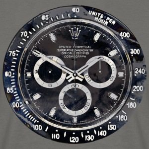 Chronograph Watch - Men's T-Shirt