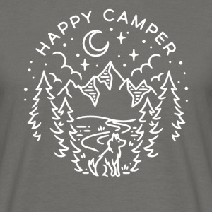 Happy Camper Camping Happy