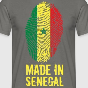Made In Senegal Senegal / - Koszulka męska