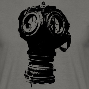 gas-mask2 - Herre-T-shirt