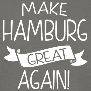 Make Hamburg great again - Männer T-Shirt