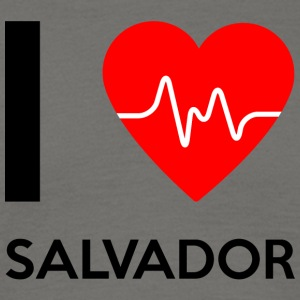I Love Salvador - I love Salvador - Men's T-Shirt