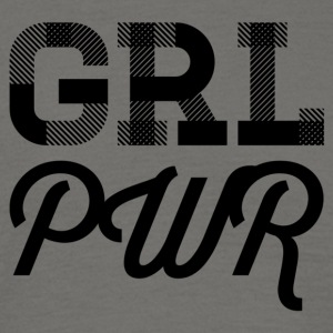 girlpower - T-shirt Homme