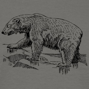 Polar Bear - Mannen T-shirt