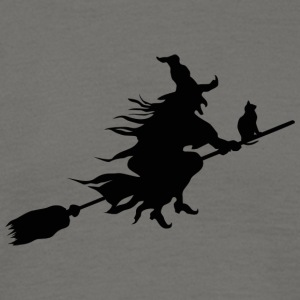 witch - T-shirt herr