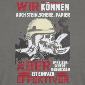 Firefighter - Männer T-Shirt