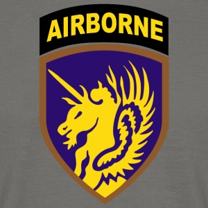 USA 13th Airborne Division - Männer T-Shirt